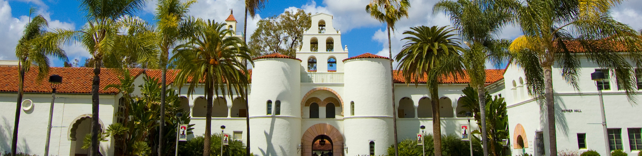 Photo of Hepner Hall